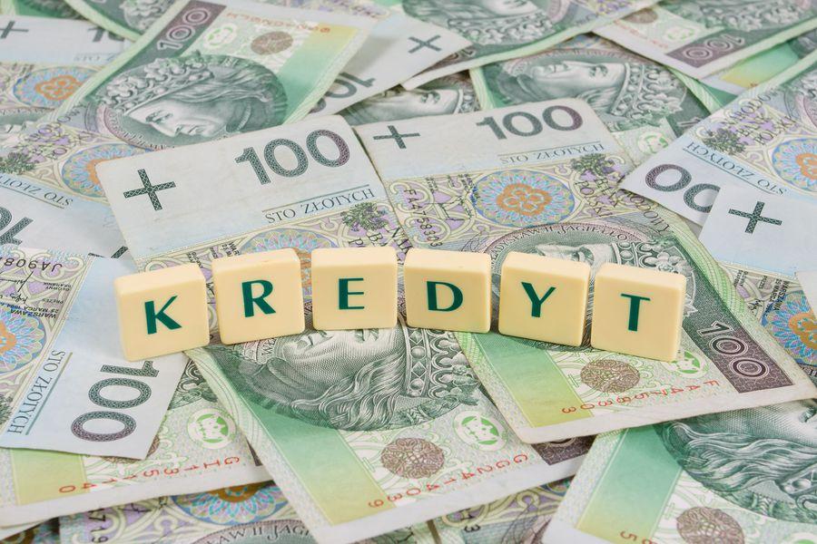 kredyt gotówkowy - pożyczka gotówkowa
